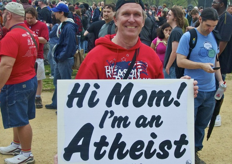 Daftar 6 Negera Dengan Pengikut Ateis Terbanyk di Dunia