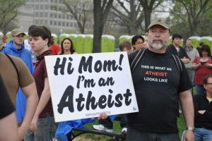 Aktivitas Organisasi Kaum Atheis