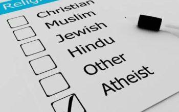 10 Kenyataan Kafir serta Ateisme di Amerika Serikat