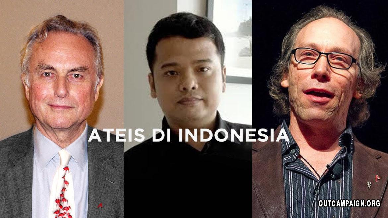 Di Negara Religius Indonesia Ada Sekelompok Orang mengaku Sebagai Atheis